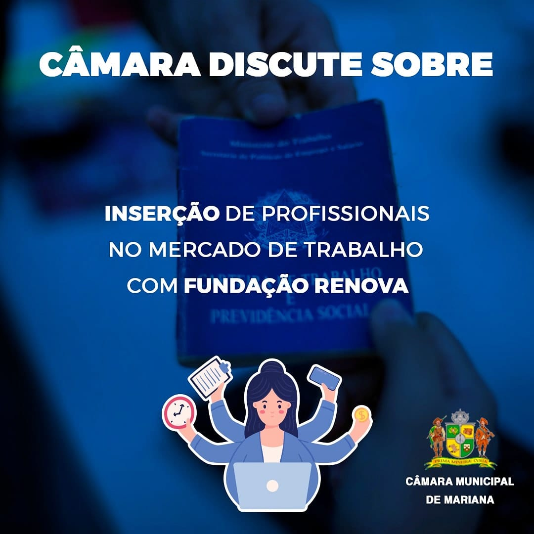 CÂMARA DISCUTE SOBRE INSERÇÃO DE PROFISSIONAIS NO MERCADO DE