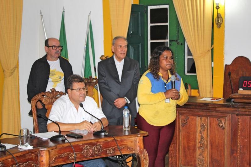 33ª Reunião Ordinária da Câmara de Mariana