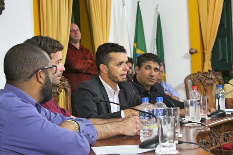 Vereador Deyvson Ribeiro (SD) solicitou explicações sobre o tema ao executivo.